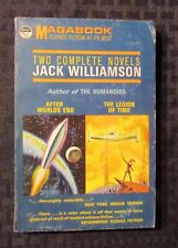 1963 Galaxy / Magabook #2 AFTER WORLDS END / LEGION OF TIME Jack Williamson FN+