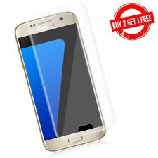 Premium Curved Edge Clear TPU Screen Protector for Samsung Galaxy S7 Edge