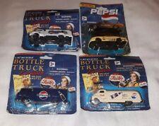 5 Pepsi Bottle Truck Die Cast Cars