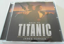 Original Music Conducted By James Horner - Titanic (CD Album) Used very good