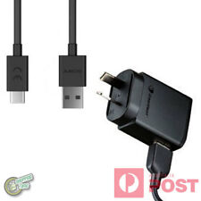 Original Genuine SONY XPERIA XZ Premium G8141 Dual G8142 AC WALL CHARGER+CABLE