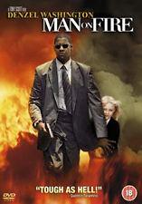 DVD:MAN ON FIRE - NEW Region 2 UK