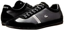Lacoste Mens Misano 22 LCR Fashion Sneaker Trainer Shoes Black 13 NEW IN BOX
