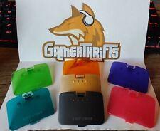N64 Expansion Pak Cover Jumper Pak Lid Nintendo 64 All Colors Available NUS-001