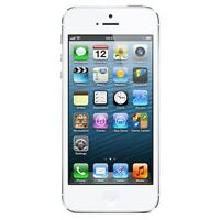 Apple iPhone 5 16GB AT&T 4G LTE Black iOS Black and White Smartphone