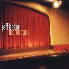 Monologue [us Import] CD (2005)