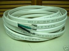10 AWG Marine-rated 3-conductor BOAT CABLE - 25 ft  NEW