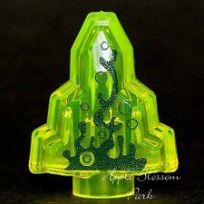 NEW Lego Monster Fighters YELLOW MOONSTONE (Neon Green) Halloween Swamp Gas Rock