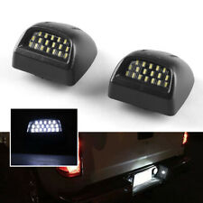 1Pair LED License Plate Light Fit for 00-06 Chevy Tahoe Suburban GMC Yukon XL