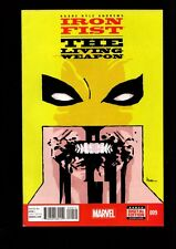Iron Fist < the Living weapon > us Marvel Comic vol.1 # 009/'15