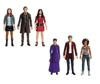 BBC Doctor Who 12th / 11th Dr Collectors 3 Piece Action Figure Set Boxed