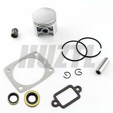 Piston Kit Oil Seal Crank Grooved Bearing For Stihl Ms361 Chainsaw 1135 030 2000
