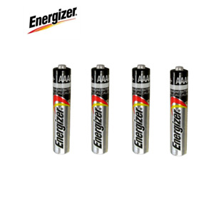 4 x Genuine Energizer AAAA E96 LR61 1.5V Mn2500 25A Alkaline Bulk Battery