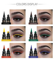 Waterproof sweatproof Liquid Eyeliner Eye Liner Pen Pencil Makeup Cosmetic