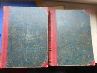 H. Knackfuß: Deutsche Kunstgeschichte 2 Bände 1888 Velhagen & Klasing Bielefeld
