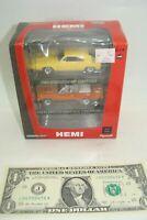 2008 Greenlight 2-Pack Limited Edition Metal - 1  of 4,000 - Hemi Daytona & GTX