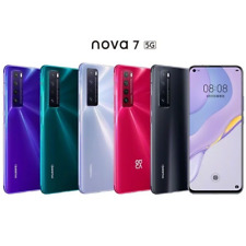 "Huawei nova 7 5G 256GB 64MP 6.53"" Octa-core 4000 mAh Phone By FedEx"