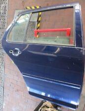 VW Golf 4 IV Tür Türe hinten rechts HR 4 Türer LB5N indigoblau 1J6833056F Limo