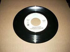 """HOMEGROWN SYNDROME confrontation ( funk ) 7""""/45 PROMO"""
