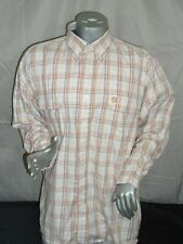 George Strait Signature Wrangler Button Down Long Sleeve Shirt Xl - Mgst76M