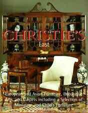 CHRISTIE'S EUROPEAN & ASIAN & CHILD'S FURNITURE