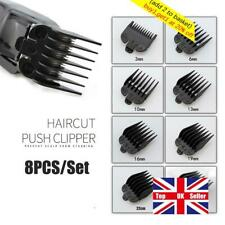 New Hair Clipper Guide Limit Comb Trimmer Guards Attachment 3-25mm Universal UK