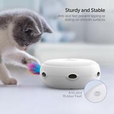 VAVAPet Interactive Cat Toys, Cat Toys Three Modes Day&Night Play Automatically