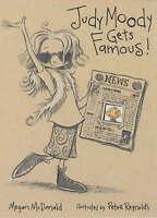 Judy Moody Gets Famous, McDonald, Megan, Very Good Book