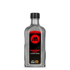 Molotow Alcohol-based Permanent 125mL Paint Refill Graffiti Art Supplies