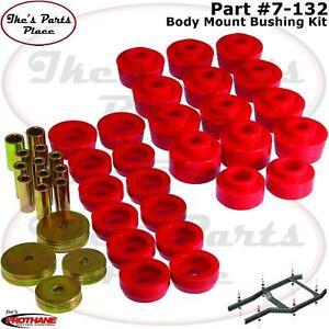 PROTHANE 7-132 Body Mount Bushing 78-88 Regal Malibu Grand Prix Cutlass-12 pc