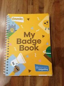 My Badge Book Brownies 2018