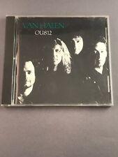 """Van Halen """"OU812""""  CD 1988 Warner Bros Records Inc 9-25732-2"""