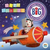 PLAY SCHOOL Jemima's Big Adventures CD BRAND NEW ABC For Kids