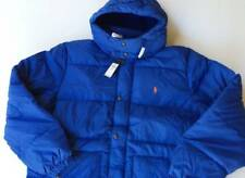 Ralph Lauren Polo Feather Down Jacket Coat Puffer ElmwoodHooded Men XXL NEW