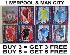 Premier League Liverpool Football Trading Cards