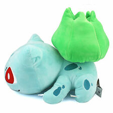 HOT New Pokemon Bulbasaur Plush Soft Toy Stuffed Animal Doll Teddy 6'' Kids Gift