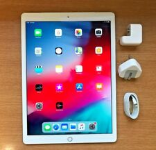 #GRADE A-#Apple iPad Pro 128GB, Wi-Fi + Cellular (Unlocked), 12.9in - GOLD (16)
