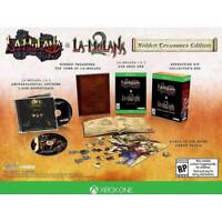 LA-MULANA 1 & 2 Hidden Treasures Edition Xbox One Brand New