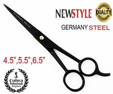 GERMANY ICE TEMPERED HAIRDRESSING BARBER SCISSORS SHEARS SHARP 4.5, 5.5, 6.5