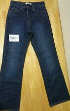 Womens Jeans Levis 512 'Perfectly Slimming Bootcut' Jeans Sz 8 M - Actual29 x 31