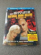 Natural Born Killers (Blu-ray Disc, 2014, 2-Disc Set, 20th Anniversary)