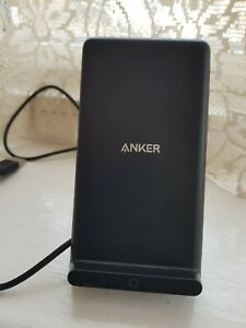 Anker Wireless Charger POWERWAVE STAND in very good condition with USB, no box