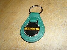 1966 2006 2007 MUSTANG SHELBY GT350H GT-350H HERTZ STRIPE LOGO KEYCHAIN NEW TEAL