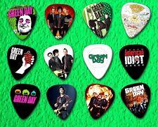 GREEN DAY  - Guitar Picks all 12 Picks