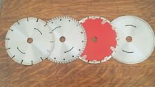 Contract Grade Diamond Saw Blades 7 inch brick concrete tile glass