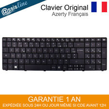 CLAVIER FR ORIGINAL POUR PACKARD BELL EASYNOTE MS2384 0KN0-YX2FR12 Z.N3M82.M0F
