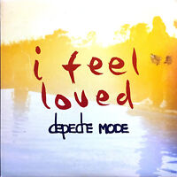 Depeche Mode ‎Maxi CD I Feel Loved (Labels ‎– 7243 8978002 4) - Europe (VG+/EX+)