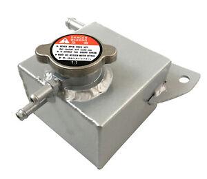 For SUBARU WRX 2002-2007 / STI WRX/STI 2004-2014 Aluminum Coolant Expansion Tank