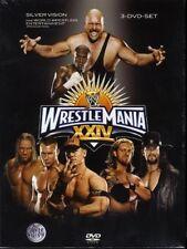 WWE Wrestling - Wrestlemania XXIV 24 (3-DVD-Set)