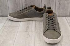 Aldo Giffoni Fashion Sneakers, Men's Size 7.5, Dark Grey